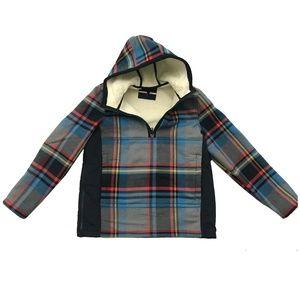 TOMMY HILFIGER Matterhorn Sherpa Pullover Jacket